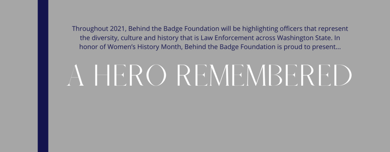 A Hero Remembered…